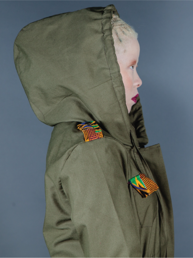 Women's Utility Parka Jacket – Khaki