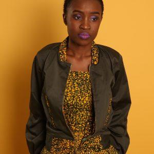 Women's College Tribe Jacket