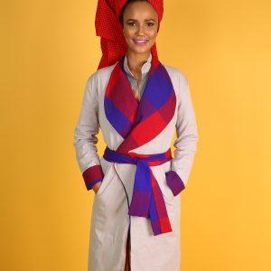 Women's Shuka Jacket - Grey